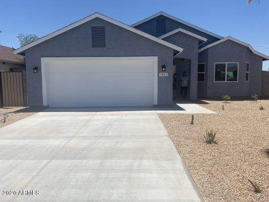 1917 E Warner Street, Phoenix, AZ 85040 (MLS #6102439) :: The Bill and Cindy Flowers Team