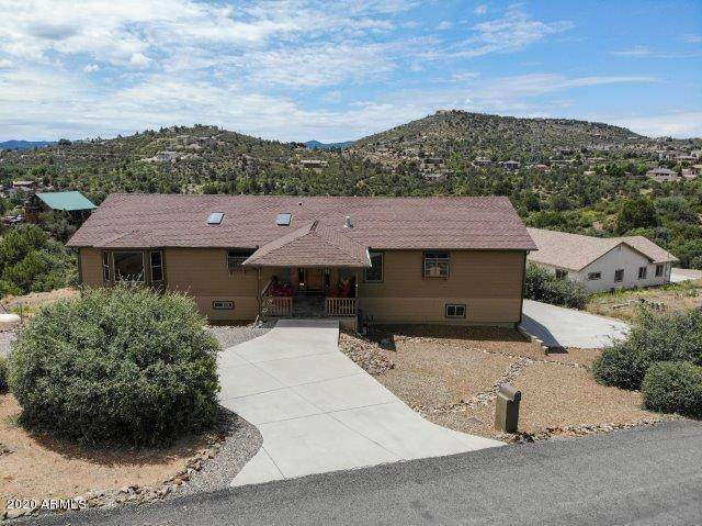 4637 E Amber Road, Prescott, AZ 86301 (MLS #6102492) :: Keller Williams Realty Phoenix