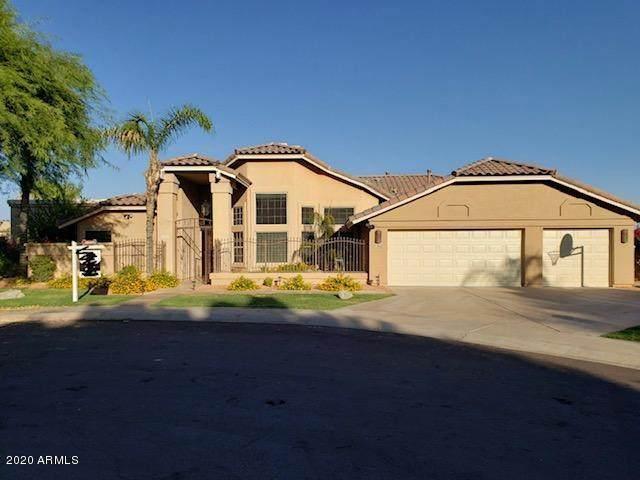 3625 E Woodland Drive, Phoenix, AZ 85048 (MLS #6102586) :: The Carin Nguyen Team
