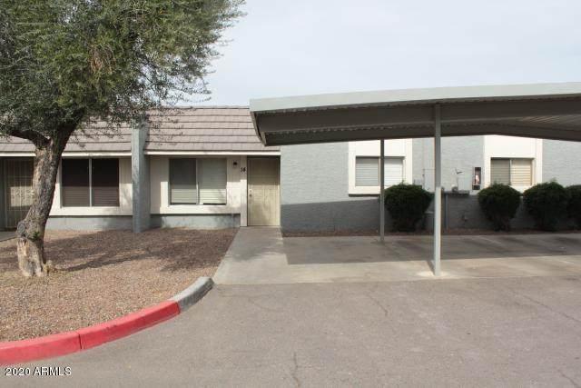 1050 S Stapley Drive #14, Mesa, AZ 85204 (MLS #6102739) :: The C4 Group