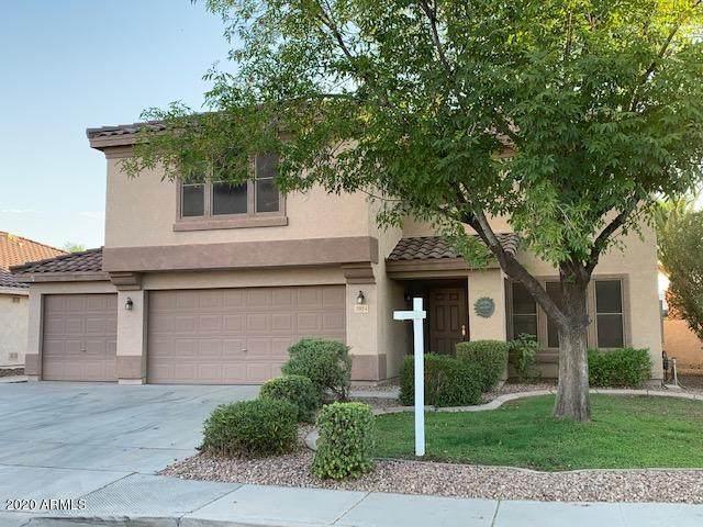 3924 S Moccasin Trail, Gilbert, AZ 85297 (MLS #6102862) :: Homehelper Consultants