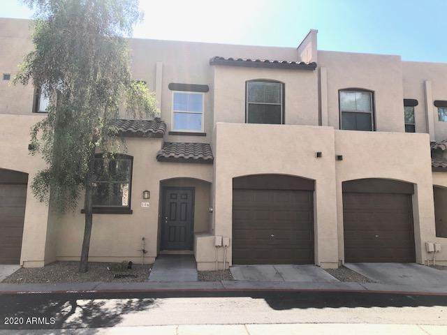 1930 E Hayden Lane #106, Tempe, AZ 85281 (MLS #6102880) :: Russ Lyon Sotheby's International Realty