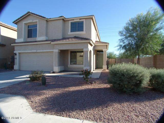 24031 W Desert Bloom Street, Buckeye, AZ 85326 (MLS #6102903) :: neXGen Real Estate