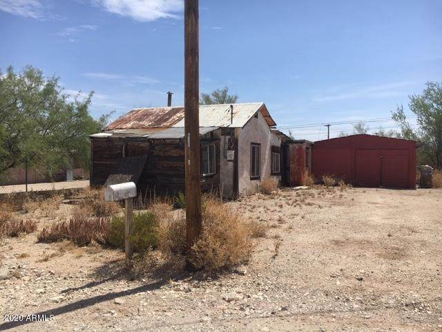 820 N Darmitt Street, Ajo, AZ 85321 (MLS #6103660) :: The J Group Real Estate | eXp Realty
