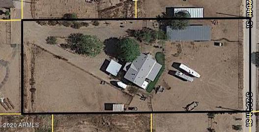 26127 S 203RD Place, Queen Creek, AZ 85142 (MLS #6104782) :: Brett Tanner Home Selling Team