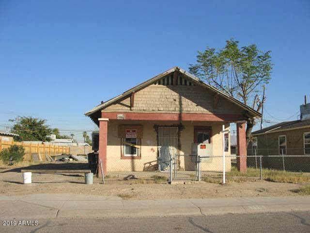 909 S 4TH Avenue, Phoenix, AZ 85003 (MLS #6104901) :: Klaus Team Real Estate Solutions