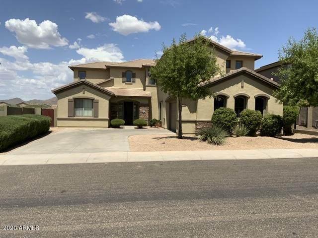 3714 W Whitehawk Lane, Phoenix, AZ 85086 (MLS #6105476) :: Nate Martinez Team