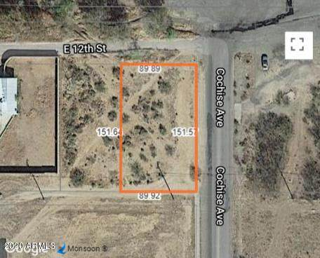 XXXX 12th Street, Douglas, AZ 85607 (MLS #6105484) :: Dijkstra & Co.