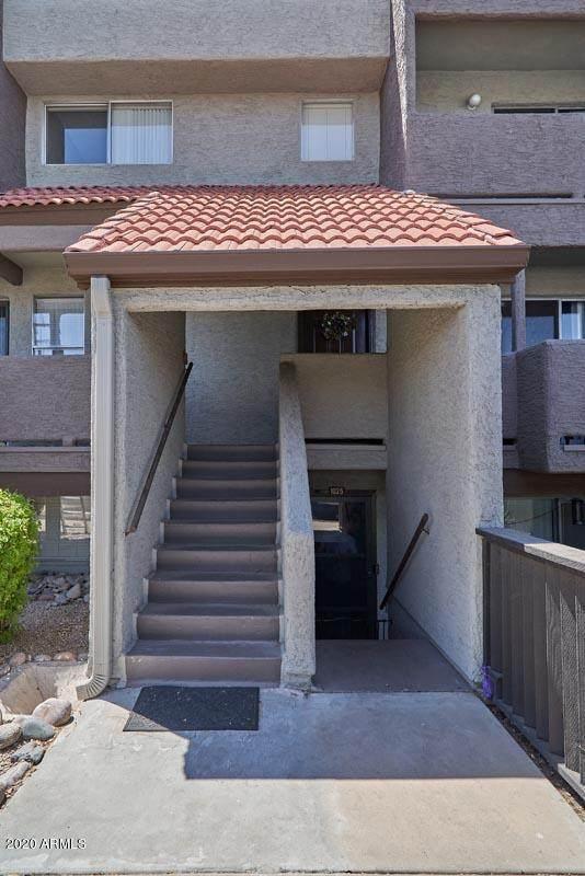 1645 W Baseline Road #2027, Mesa, AZ 85202 (MLS #6107643) :: Brett Tanner Home Selling Team