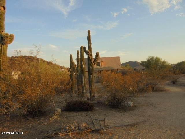 23625 N 23RD Place, Phoenix, AZ 85024 (MLS #6108054) :: The W Group