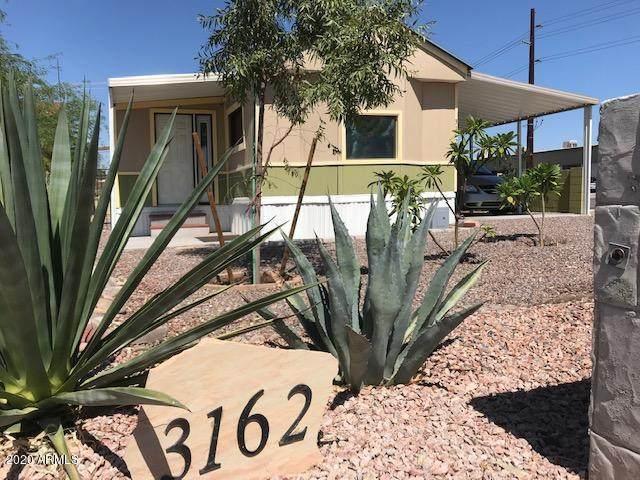 3162 E Roeser Road, Phoenix, AZ 85040 (MLS #6108068) :: Brett Tanner Home Selling Team