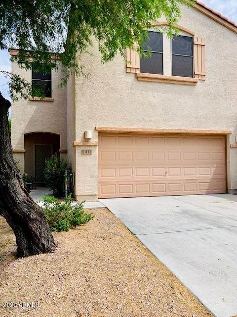 7032 W Downspell Drive, Peoria, AZ 85345 (MLS #6108346) :: Klaus Team Real Estate Solutions