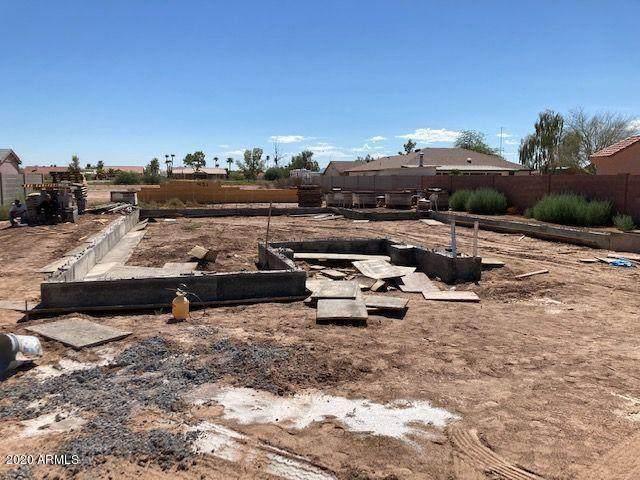 14895 S Rory Calhoun Drive, Arizona City, AZ 85123 (MLS #6109162) :: Arizona Home Group