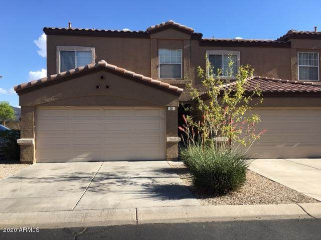125 S 56TH Street #20, Mesa, AZ 85206 (MLS #6109755) :: Klaus Team Real Estate Solutions