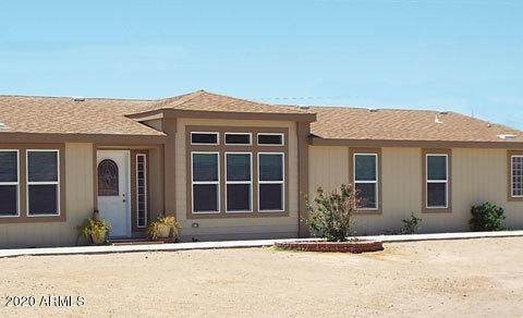 XXXX S 309th Avenue, Buckeye, AZ 85326 (MLS #6109764) :: The W Group