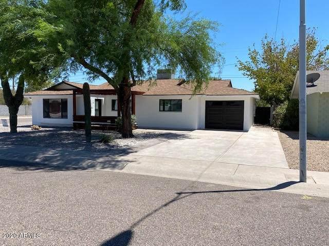 8563 E Thornwood Drive, Scottsdale, AZ 85251 (MLS #6110087) :: My Home Group
