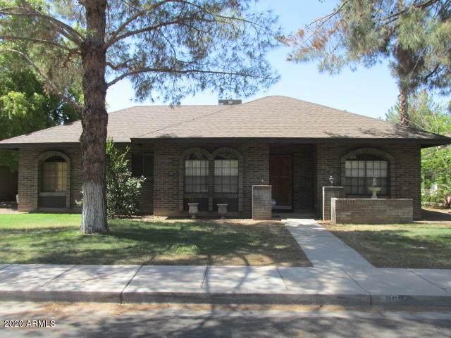 863 E Cullumber Street, Gilbert, AZ 85234 (MLS #6110480) :: Lux Home Group at  Keller Williams Realty Phoenix