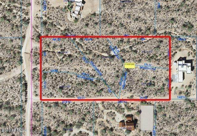 16XXX N 168th Street, Rio Verde, AZ 85263 (MLS #6110691) :: Klaus Team Real Estate Solutions