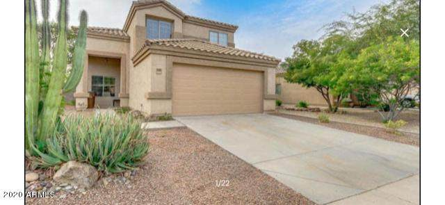 2329 W Tanner Ranch Road, Queen Creek, AZ 85142 (MLS #6111208) :: Lux Home Group at  Keller Williams Realty Phoenix