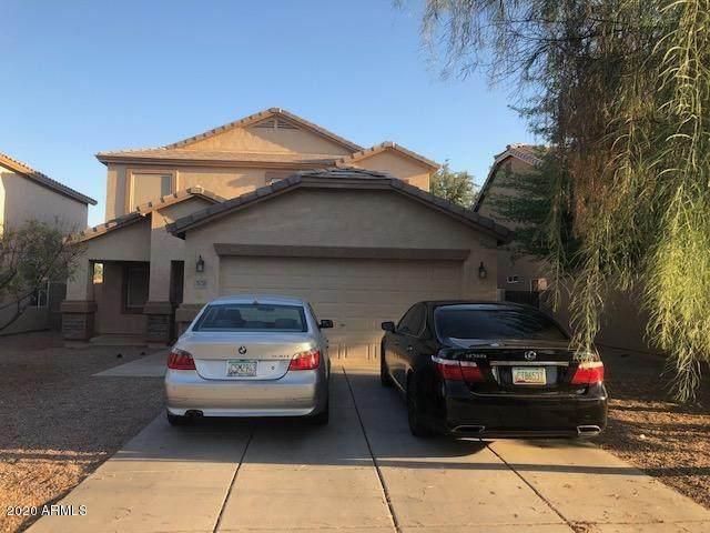 3751 E Superior Road, San Tan Valley, AZ 85143 (MLS #6111272) :: Dijkstra & Co.