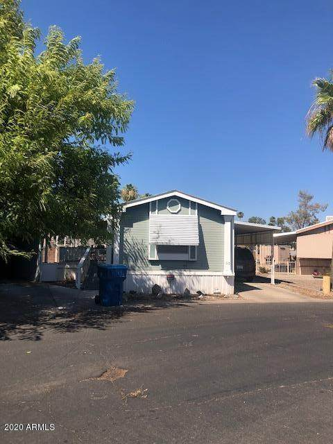 4400 W Missouri Avenue #115, Glendale, AZ 85301 (MLS #6111286) :: The Property Partners at eXp Realty