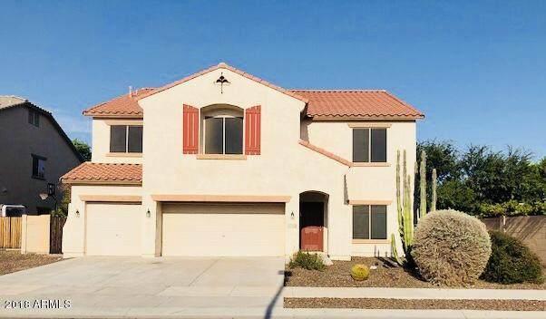 14843 N 142ND Avenue, Surprise, AZ 85379 (MLS #6111494) :: Arizona Home Group