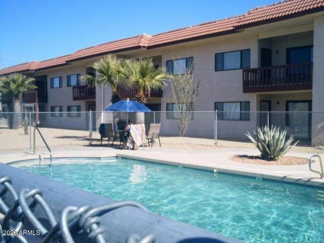 100 N Vulture Mine Road #105, Wickenburg, AZ 85390 (MLS #6111935) :: Klaus Team Real Estate Solutions