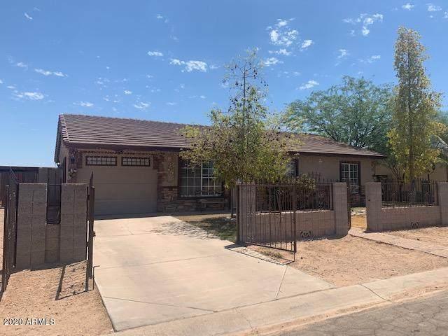 14179 S Capistrano Road, Arizona City, AZ 85123 (MLS #6111968) :: REMAX Professionals