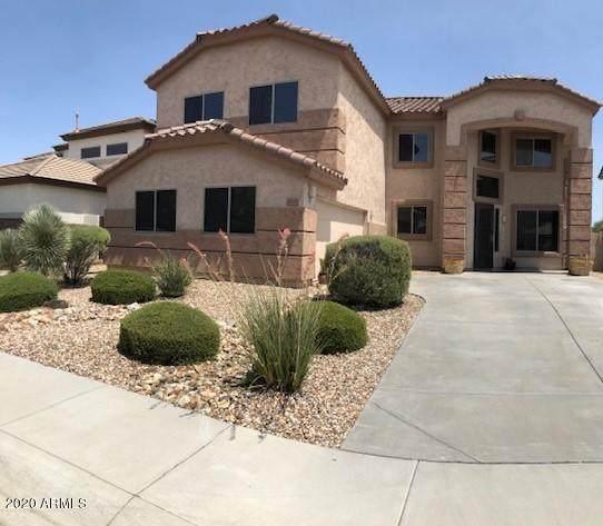 26307 N 54TH Avenue, Phoenix, AZ 85083 (MLS #6112430) :: Nate Martinez Team