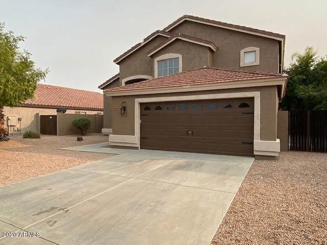 1133 W Vaughn Avenue, Gilbert, AZ 85233 (MLS #6112511) :: Scott Gaertner Group