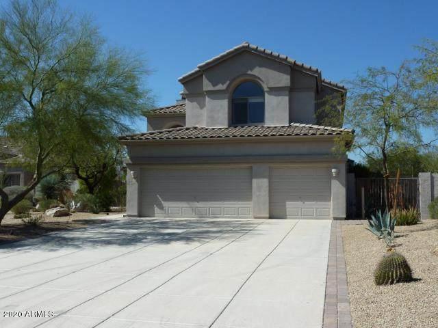 4264 N Morning Dove Circle, Mesa, AZ 85207 (MLS #6112620) :: NextView Home Professionals, Brokered by eXp Realty