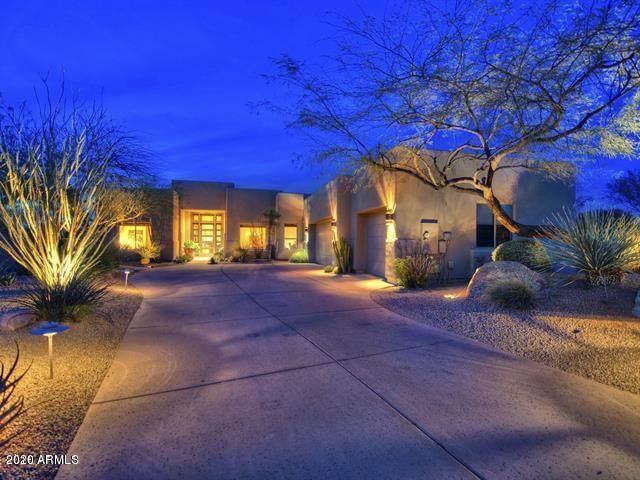 11386 E Whitethorn Drive N, Scottsdale, AZ 85262 (MLS #6112711) :: Howe Realty