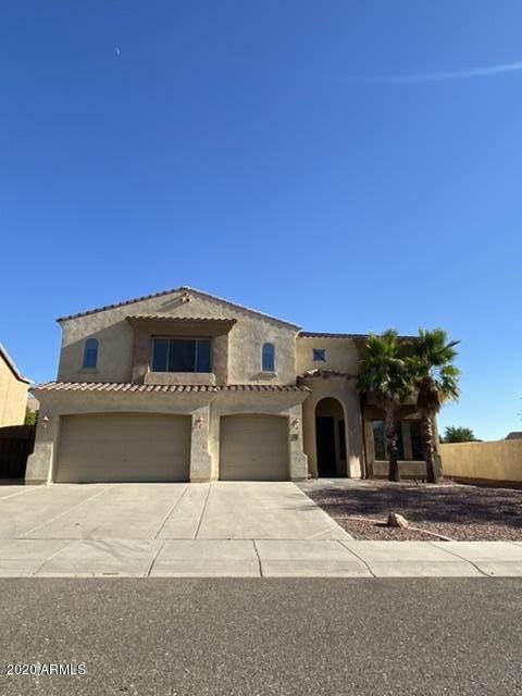 12943 W Mclellan Road, Glendale, AZ 85307 (MLS #6113266) :: Klaus Team Real Estate Solutions