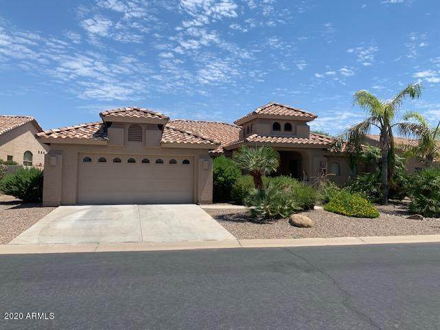 9114 E Rocky Lake Drive E, Sun Lakes, AZ 85248 (MLS #6113391) :: Openshaw Real Estate Group in partnership with The Jesse Herfel Real Estate Group