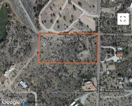 920 S Kellis Road S, Wickenburg, AZ 85390 (MLS #6113671) :: Brett Tanner Home Selling Team