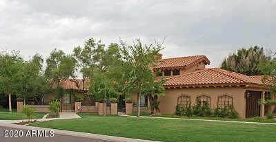 3411 E Rancho Drive, Paradise Valley, AZ 85253 (MLS #6113825) :: The Laughton Team