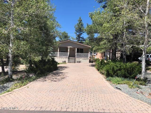 350 E Oak Drive, Munds Park, AZ 86017 (MLS #6113868) :: REMAX Professionals