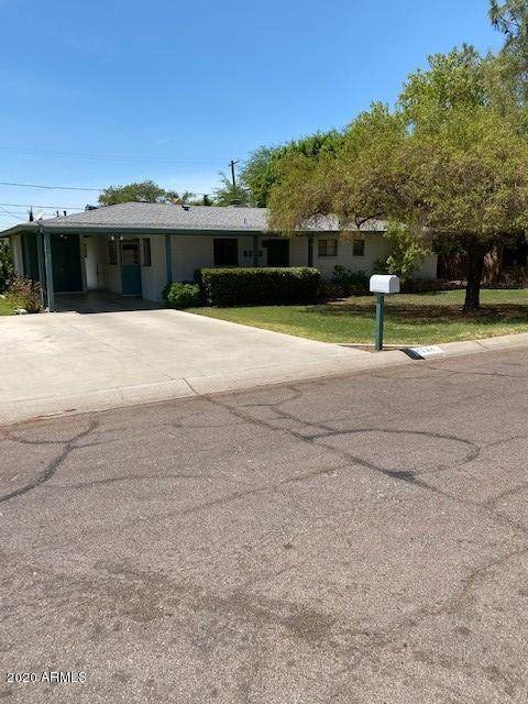 8738 N 6TH Drive, Phoenix, AZ 85021 (MLS #6113931) :: My Home Group