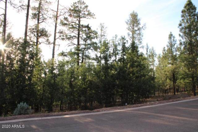 Lot 102 S Cedar Pine Lane, Pinetop, AZ 85935 (MLS #6114149) :: Lifestyle Partners Team