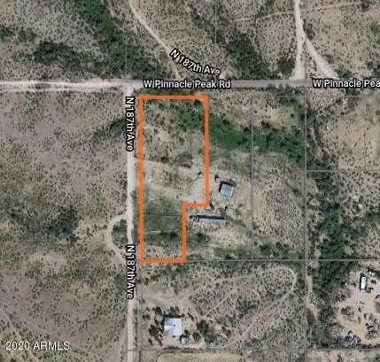 18635 W Pinnacle Peak Road, Surprise, AZ 85387 (MLS #6114226) :: The Garcia Group