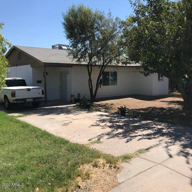 1009 E Eason Avenue, Buckeye, AZ 85326 (MLS #6114575) :: The W Group