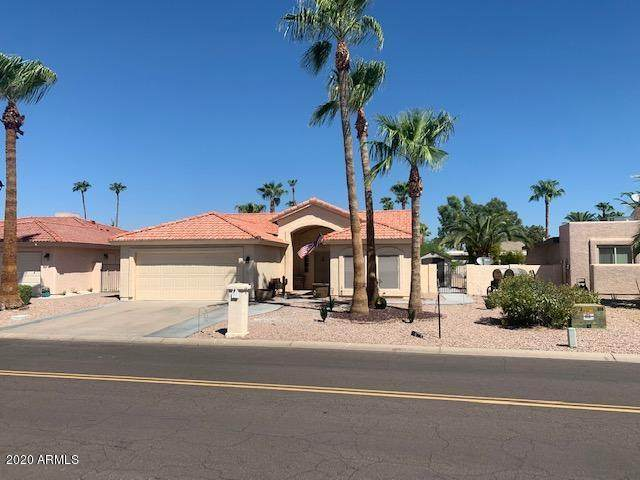 25805 S Eastlake Drive, Sun Lakes, AZ 85248 (MLS #6114741) :: The Helping Hands Team