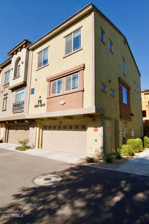 2150 W Alameda Road #1272, Phoenix, AZ 85085 (MLS #6114794) :: Maison DeBlanc Real Estate