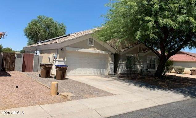 164 S Mulberry Street, Florence, AZ 85132 (MLS #6114801) :: Selling AZ Homes Team