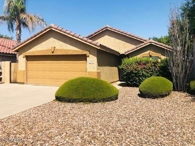 682 S Roca Street, Gilbert, AZ 85296 (MLS #6115059) :: Conway Real Estate