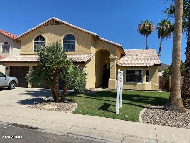 5562 W Rose Garden Lane, Glendale, AZ 85308 (MLS #6115186) :: RE/MAX Desert Showcase