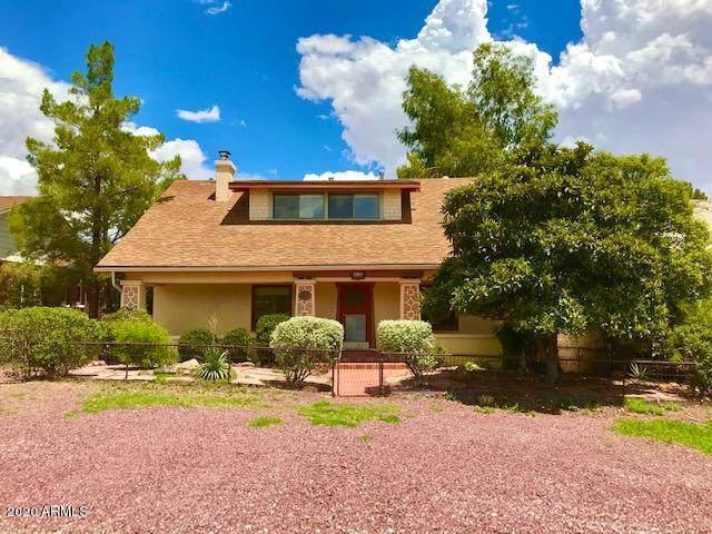 510 E Vista Street, Bisbee, AZ 85603 (MLS #6115192) :: Long Realty West Valley