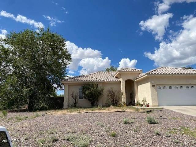 2800 E 8TH Street, Douglas, AZ 85607 (MLS #6115404) :: Brett Tanner Home Selling Team