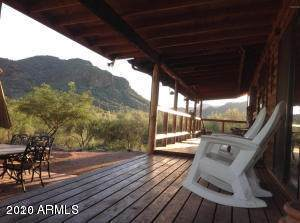 662 HC Castle Hot Springs, Morristown, AZ 85342 (MLS #6115469) :: Brett Tanner Home Selling Team