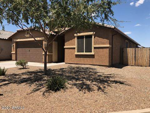 38062 W San Capistrano Avenue, Maricopa, AZ 85138 (MLS #6115523) :: CANAM Realty Group